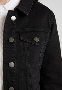 JDY - Denim jacket - black denim - 5