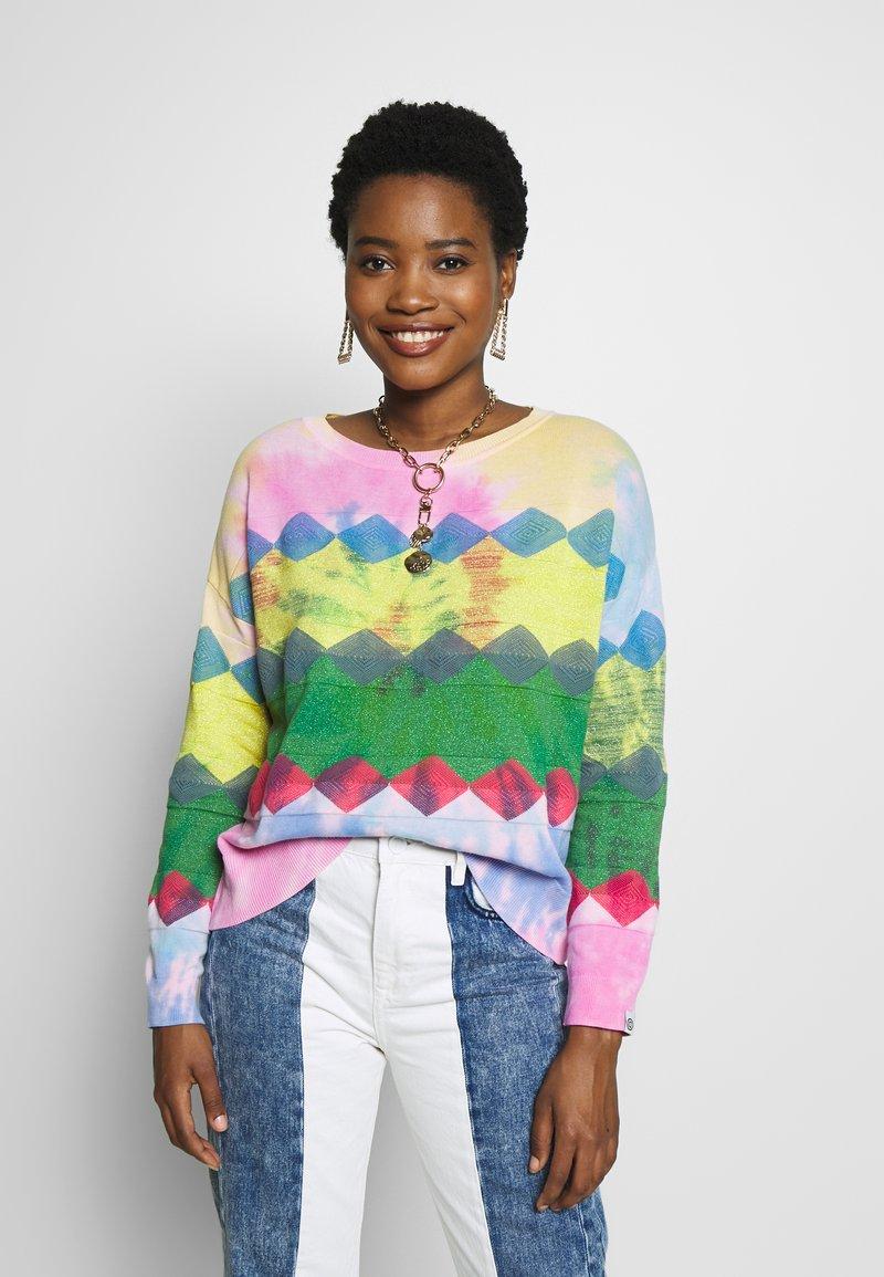 Desigual - AMRITSAR - Sweter - tutti fruti