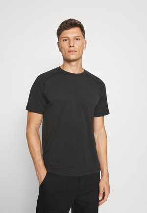 ACTIVE TEE - Basic T-shirt - true black