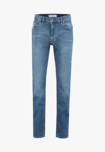 CHUCK - Slim fit jeans - darkblue