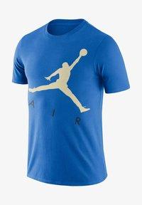 Jordan - JUMPMAN AIR - Print T-shirt - azur - 4