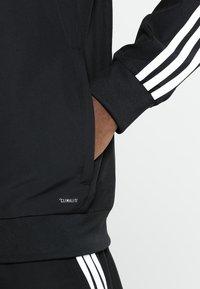 adidas Performance - TIRO19  - Kurtka sportowa - black/white - 5