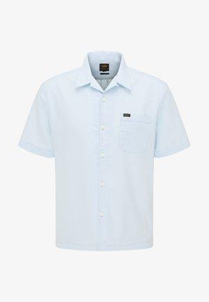Shirt - skyway blue