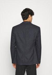 Bruun & Stengade - MAXI - Blazer jacket - navy - 2