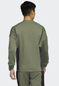 adidas Performance - PRIME COLD.RDY TOP CREW SWEATSHIRT - Sweater - green - 2