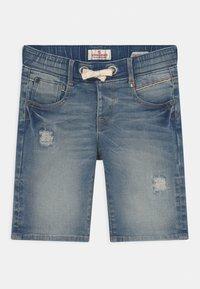 Vingino - CECARIO - Shorts - blue denim - 2