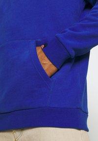 Ellesse - GOTTERO - Bluza z kapturem - blue - 5