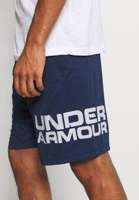 Under Armour - TECH WORDMARK SHORTS - Short de sport - academy - 3