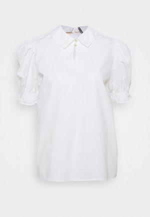 OLENA BLOUSE - Skjorte - white
