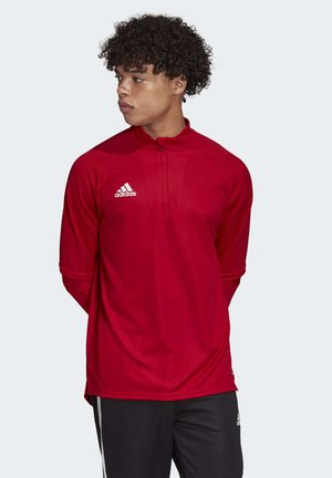CONDIVO 20 PRIMEGREEN TRACK - Long sleeved top - power red