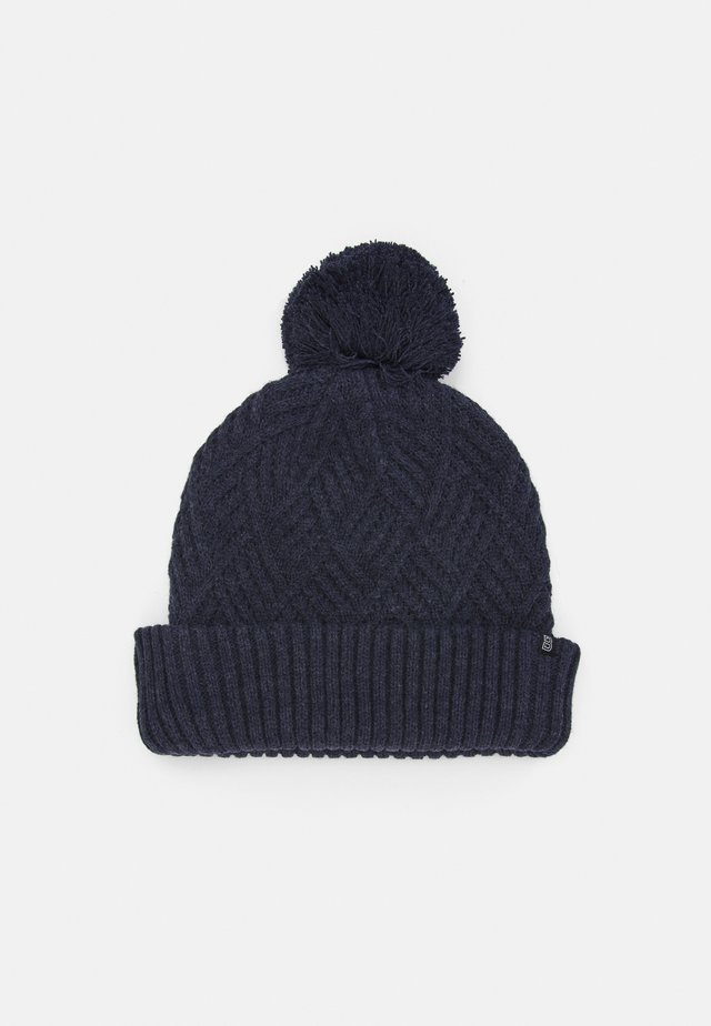 DIAMOND BOB HAT - Mütze - navy