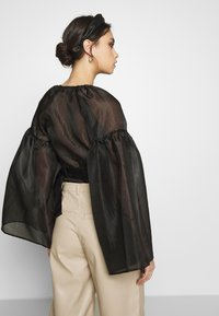 Who What Wear - WRAP - Blůza - black