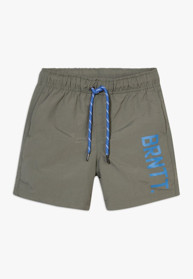 HESTER JR BOYS  - Swimming shorts - greyish green