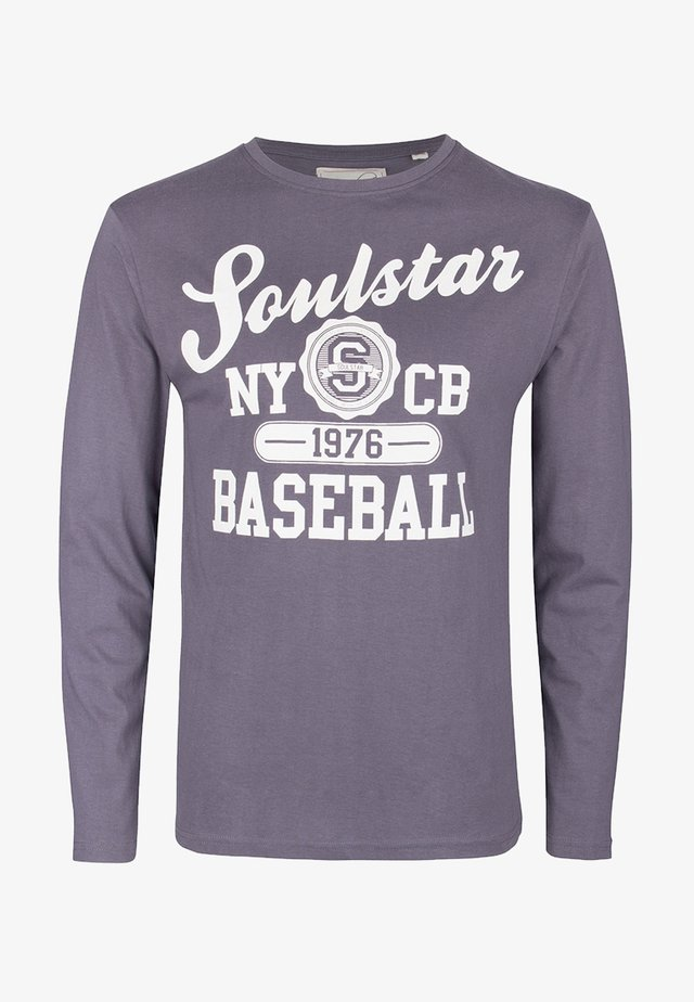 SOULSTAR - Long sleeved top - dark grey