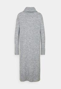 Opus - WEFI - Strikket kjole - hazy fog melange - 1