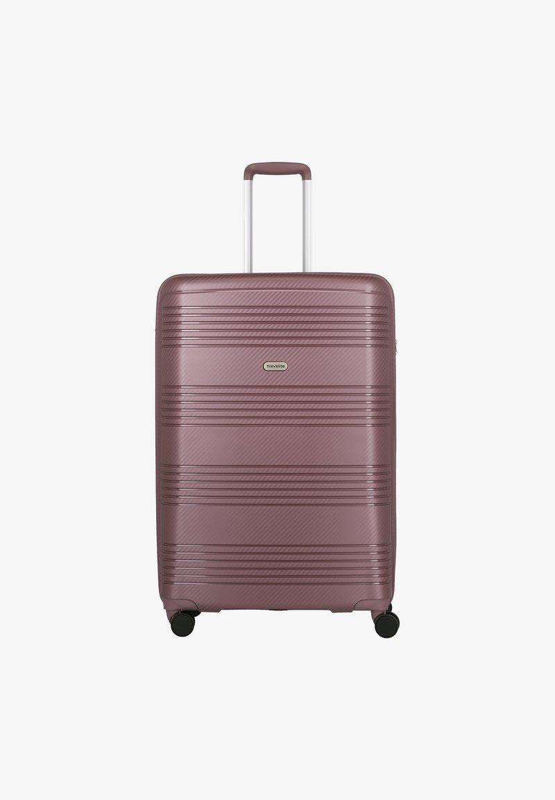 Travelite - ZENIT - Wheeled suitcase - flieder