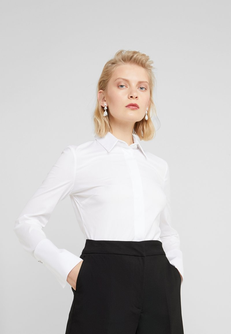 Patrizia Pepe - CARRY OVER - Košile - bianco ottico