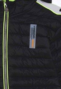 Vingino - THAN - Winter jacket - deep black - 3