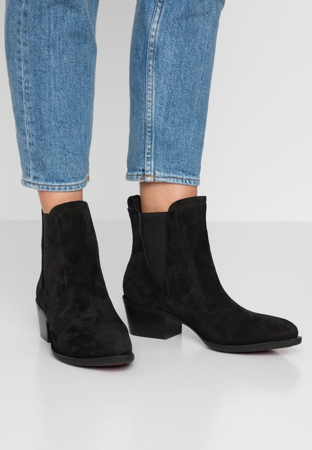 ROSANA - Classic ankle boots - black