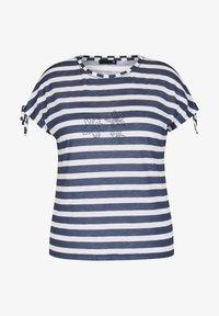 TR - Print T-shirt - dunkelblau - 0