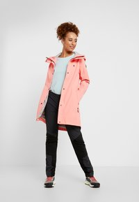 8848 Altitude - SCARLETT - Outdoor jacket - coral