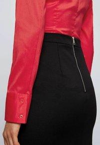 BOSS - BASHINA - Button-down blouse - pink - 4