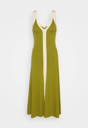 Jumper dress - olive