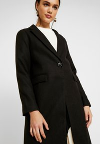 New Look - LEAD IN COAT - Kort kåpe / frakk - charcoal - 3