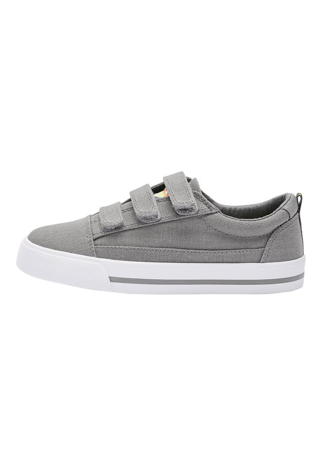 WHITE STRAP TOUCH FASTENING SHOES (OLDER) - Sneakers laag - grey
