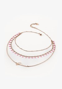 Guess - Necklace - rose - 1