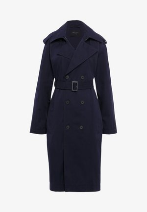 UNISEX PLATANO - Trenchcoat - navy blue