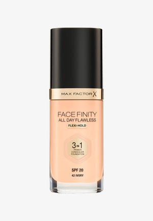 FACEFINITY ALL DAY FLAWLESS FOUNDATION - Fond de teint - 42 ivory