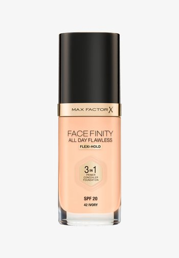 FACEFINITY ALL DAY FLAWLESS FOUNDATION - Foundation - 42 ivory