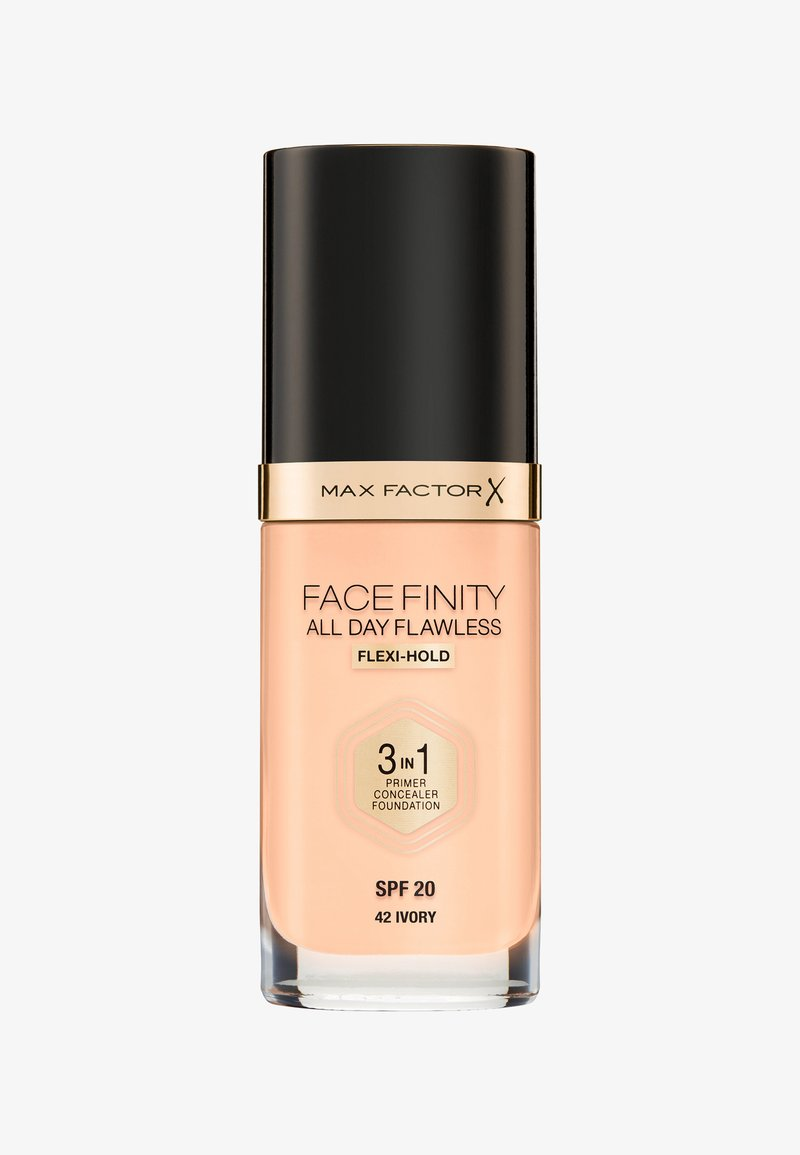 Max Factor - FACEFINITY ALL DAY FLAWLESS FOUNDATION - Foundation - 42 ivory