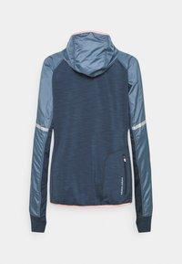 Kari Traa - JULIE HOOD - Outdoor jacket - blue - 1