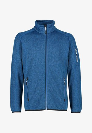 Fleece jacket - regata anthracite