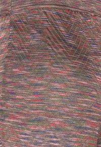 M Missoni - PANTALONE - Trousers - black/multicolor - 2