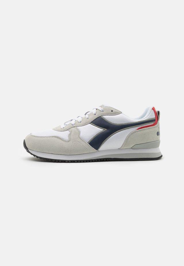 OLYMPIA UNISEX - Sneakers basse - white/corsair