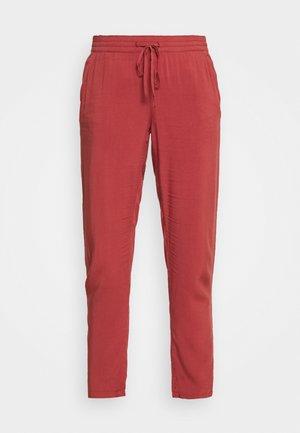 BIMINI PANT - Trousers - marsala