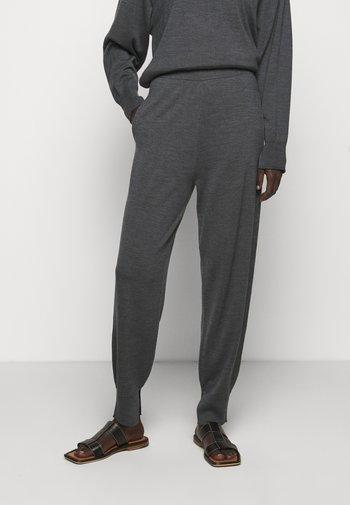 SLIT EMPIRE - Pantaloni sportivi - medium heather grey
