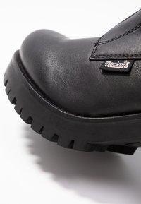 Dockers by Gerli - Cowboy/biker ankle boot - schwarz - 2