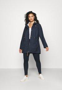 Ragwear Plus - HALINA - Summer jacket - navy - 1