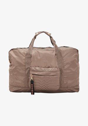 MARIBEL LUCA - Weekend bag - camel