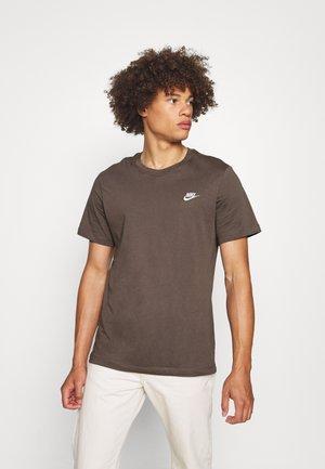 CLUB TEE - T-shirt basique - ironstone