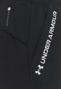 Under Armour - RECOVER PANTS - Jogginghose - black - 5