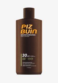 Piz Buin - SONNENSCHUTZ MOISTURISING SUN LOTION LSF 30 - Moisturiser - weiß - 0