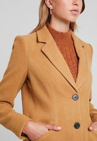 Vero Moda - VMCALA CINDY - Short coat - tobacco brown - 4