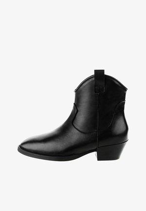 WOLKENSTINE  - Korte laarzen - black