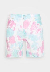 Levi's® - PRIDE 501® '93 SHORTS - Shorts di jeans - pride faded tie dye - 3