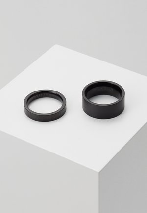 GRIP UNISEX SET - Ring - black
